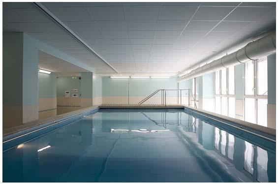 piscina riabilitativa